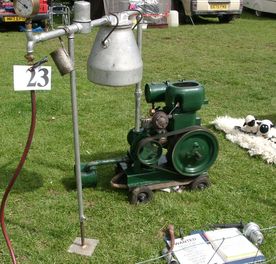 Engine Dating Pages - Stationary engine
