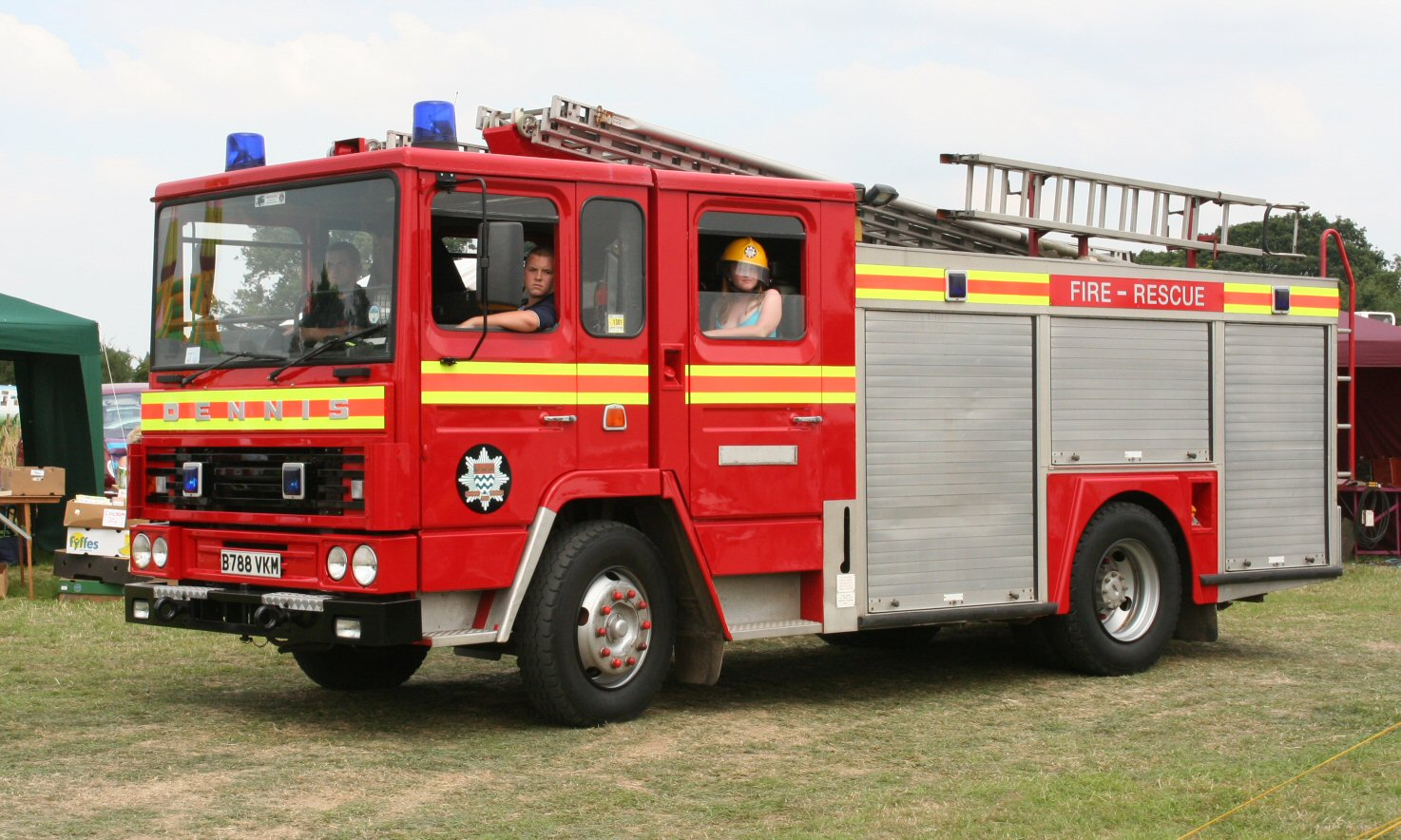 the fire engine - photo #18