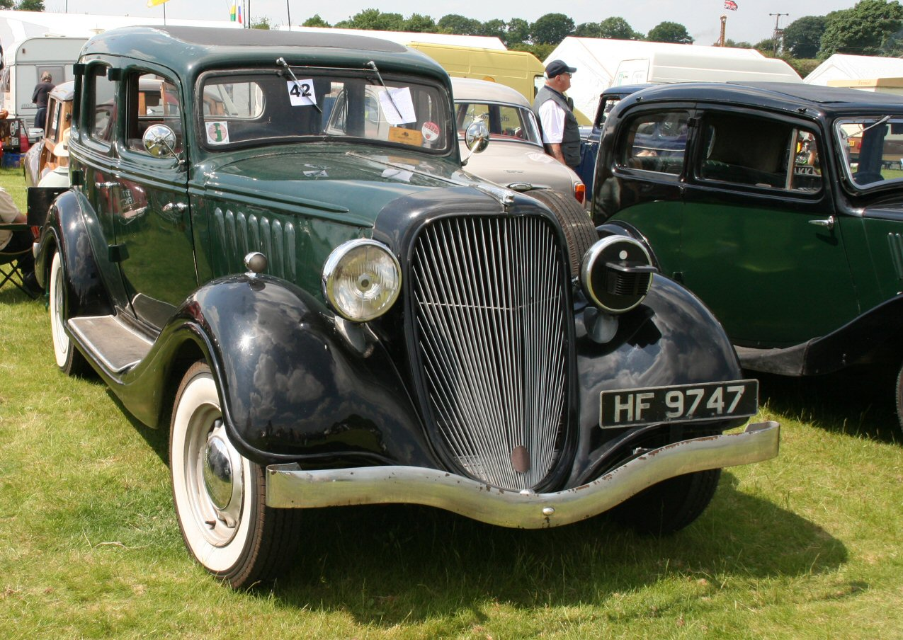 is this 1934 Hudson Essex