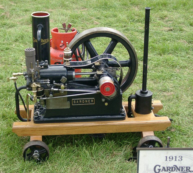 Essex country show 2004 report for Stationary motors for sale